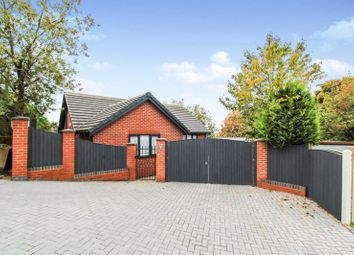 2 bed detached bungalow for sale in Quarry Close, Werrington, Stoke-On-Trent ST9