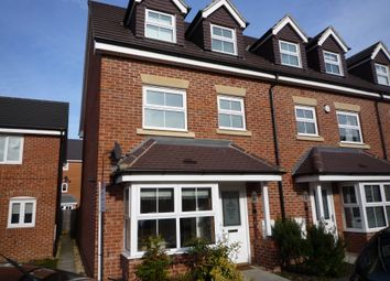 Thumbnail 4 bed end terrace house to rent in Connaught Gardens, Thatcham