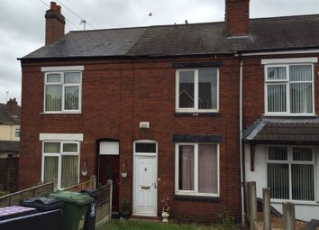 Thumbnail 2 bed terraced house to rent in Mill Street, Walsall, West Midlands