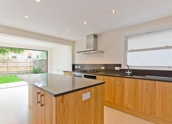 Thumbnail 4 bed terraced house to rent in Mexfield Road, Putney, London