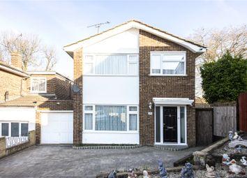 Thumbnail 3 bedroom detached house for sale in Wren Close, Selsdon, South Croydon