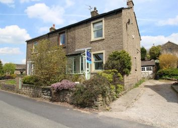 Thumbnail 2 bedroom terraced house for sale in The Ridge, Marple, Stockport