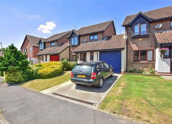 Thumbnail 3 bed link-detached house for sale in Edinburgh Way, East Grinstead, West Sussex