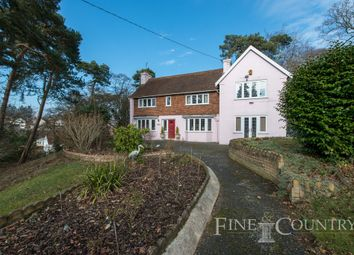 Thumbnail 5 bedroom detached house for sale in Parsons Hill, Colchester