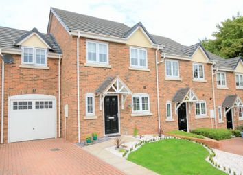 Thumbnail 4 bed semi-detached house for sale in Priory Close, Stone
