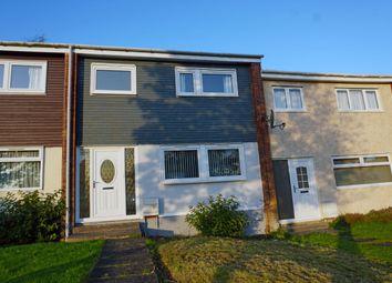 Thumbnail 3 bedroom terraced house for sale in Tiree, St. Leonards, East Kilbride