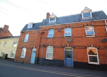 Thumbnail 2 bed flat to rent in Park Street, Tiverton