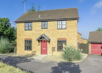 Thumbnail 3 bed detached house for sale in Wolfscote Lane, Emerson Valley, Milton Keynes, Bucks