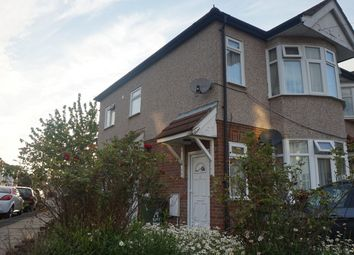 Thumbnail 1 bed flat to rent in Beaumont Avenue, Harrow
