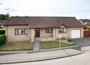 Thumbnail 3 bed detached bungalow for sale in Glenorchil Crescent, Auchterarder