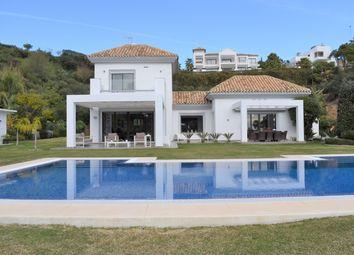 Thumbnail 4 bed villa for sale in Banahavis, Benahavís, Málaga, Andalusia, Spain