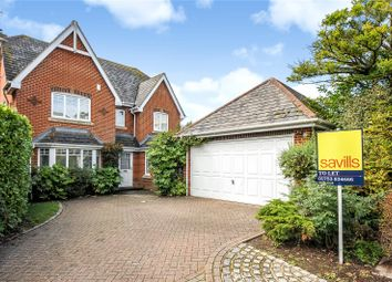 Thumbnail 5 bedroom detached house to rent in Nightingale Walk, Windsor, Berkshire