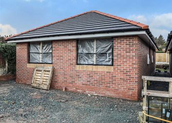 Thumbnail 2 bed detached bungalow for sale in Plough Bank, Station Road, Weston Rhyn, Oswestry