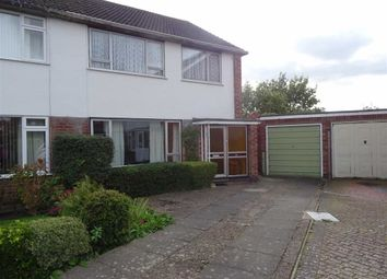 Thumbnail 3 bed semi-detached house for sale in The Greenways, Lillington, Leamington Spa