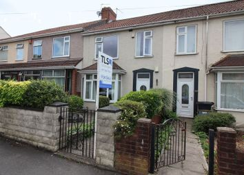 Thumbnail 3 bed terraced house for sale in Speedwell Road, Kingswood, Bristol