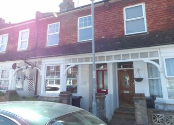 Thumbnail 2 bed property to rent in Dursley Road, Eastbourne