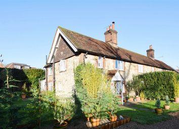Thumbnail 2 bed end terrace house for sale in 100 Weald Road, Sevenoaks, Kent