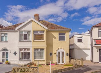 Thumbnail 3 bedroom semi-detached house for sale in Longford Avenue, Westbury-On-Trym, Bristol