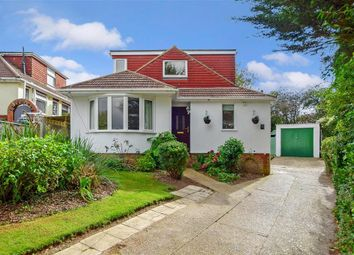 Thumbnail 4 bed detached house for sale in Deans Close, Woodingdean, Brighton, East Sussex