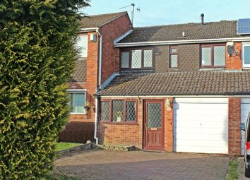 Thumbnail 3 bed mews house for sale in Coombe Drive, Binley Woods, Warwickshire