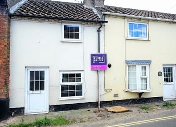 Thumbnail 2 bedroom terraced house for sale in Grove Road, Beccles