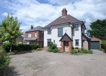 Thumbnail 4 bed detached house for sale in Bridle Road, Woodthorpe, Chesterfield