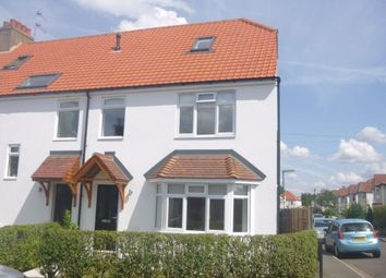 Thumbnail 3 bed semi-detached house to rent in Green Lane, Burwood Park, Hersham, Walton-On-Thames