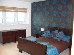 Thumbnail 3 bed flat to rent in Leith Docks