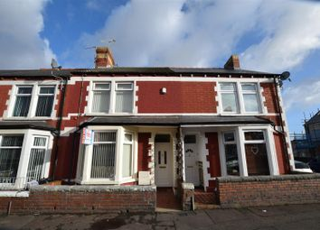Thumbnail 2 bed terraced house for sale in Everard Street, Barry