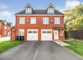 Thumbnail 4 bed semi-detached house for sale in Galton Drive, Great Barr Birmingham