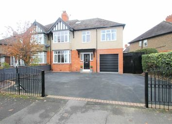 Thumbnail 4 bed semi-detached house for sale in Kenwood Road, Copthorne, Shrewsbury