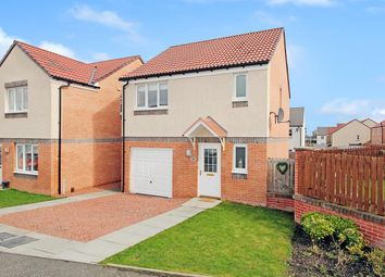 Thumbnail 3 bed detached house for sale in Rankin Drive, Hill Of Kinnaird, Larbert