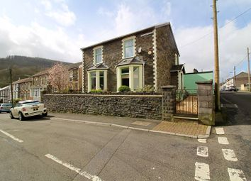 Thumbnail 4 bed detached house for sale in Foundry Road, Hopkinstown, Pontypridd