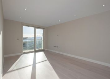 Thumbnail 1 bed flat to rent in Plough Road, Battersea