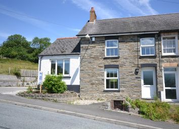 Thumbnail 3 bed end terrace house for sale in Cwm Cou, Newcastle Emlyn