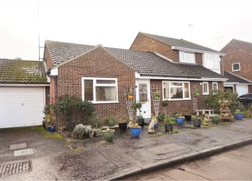 Thumbnail 2 bed semi-detached bungalow for sale in Arnolds Way, Rochford