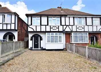 Thumbnail 3 bedroom semi-detached house for sale in St. James Park Road, Margate, Kent