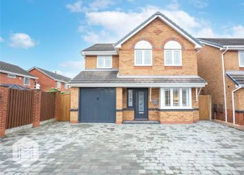 Thumbnail 4 bed detached house for sale in Wood Sorrel Way, Lowton, Warrington