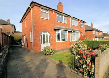 Thumbnail 3 bed semi-detached house for sale in Courtway Drive, Sneyd Green, Stoke On Trent