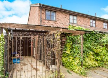Thumbnail 3 bed semi-detached house for sale in Fern Close, Thurnby, Leicester