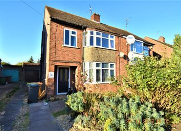 Thumbnail 3 bed property for sale in Mead Close, Peterborough