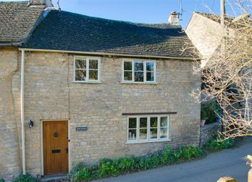 Thumbnail 2 bed terraced house for sale in Pooles Lane, Charlbury, Chipping Norton