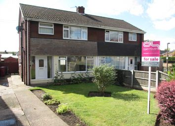 Thumbnail 3 bed semi-detached house for sale in Low Street, Winterton, Scunthorpe