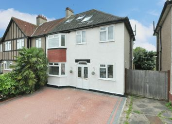 Thumbnail 4 bed semi-detached house for sale in Chatsworth Avenue, Downham, Bromley