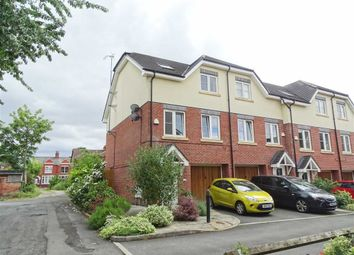 Thumbnail 4 bedroom town house for sale in Heywood Gardens, Prestwich, Prestwich Manchester