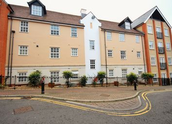 Thumbnail 2 bed flat for sale in Henry Laver Court, Colchester