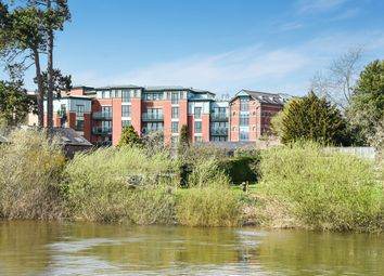 Thumbnail 3 bed flat for sale in 15 Riverview Court, Bridge Street, Hereford