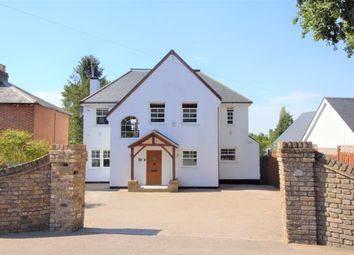 Thumbnail 4 bed detached house for sale in Blanche Lane, South Mimms, Potters Bar