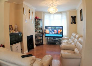 Thumbnail 3 bed terraced house for sale in Grasmere Road, South Norwood