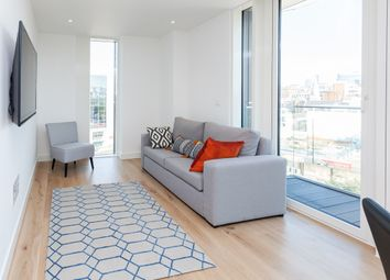 Thumbnail 2 bed flat to rent in Arrival Square, London Dock